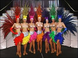 Vegas Showgirl Halloween Costume Copacabana Showgirls Showgirl Showgirls