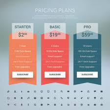 price plan design vector price for free download about 153 vector price sort by