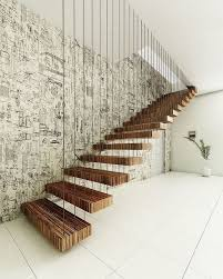 Modern Banister Ideas Best 25 Modern Staircase Ideas On Pinterest Modern Stairs