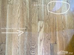 What To Use On Laminate Flooring To Make It Shine Shine Up Your Wood Floors Without Refinishing A Pretty Happy Home
