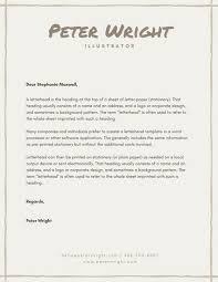 letterhead templates canva