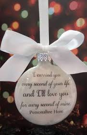 infant loss ornament in memory miscarriage gift christmas ornament w baby footprint