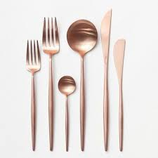 gold flatware rental best 25 gold flatware ideas on gold cutlery modern