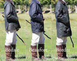 salt water new england on barbour jackets bedale vs beaufort vs