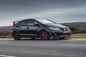 bentley turbo r slammed honda civic type r black edition 2017 run out model marks end of