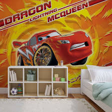 lightning mcqueen disney wall murals for wall homewallmurals co uk