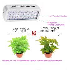 4PCS lot LED Grow Light Mini 600W full spectrum high yeild low heat