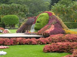interesting flower garden landscaping ideas on latest home