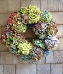hydrangea wreath fall craftiness hydrangea wreath elements of style