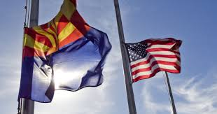 Why Are The Flags Flying Half Mast Governor Ducey Orders State Flags At Half Staff For Fallen Vail