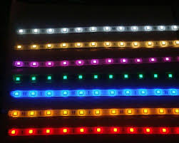 self adhesive led strip lighting linear separable led strip on flexible printed circuit board with