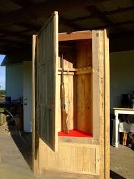 Free Wooden Gun Cabinet Plans Wooden Gun Cabinets Plans Best Cabinet Decoration