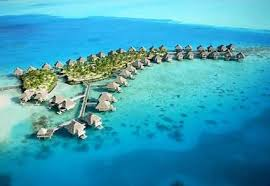 destination wedding locations bora bora nui resort spa weddings packages