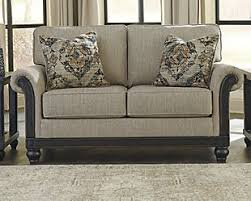 Overstuffed Sofa And Loveseat by Loveseats Ashley Furniture Homestore