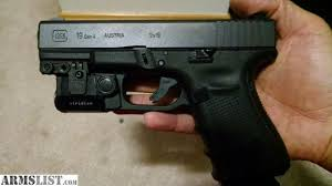 glock 19 laser light combo armslist for sale best green laser light combo veridian c5l