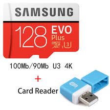 Memory Card Samsung 256gb מוצר samsung microsd 32gb 16gb 256gb 128gb 64gb 95mb s class10