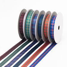 tartan ribbon house of tartan tartan ribbon sateen polyester in 700 stock list