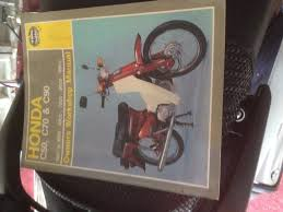 honda c50 c70 c90 haynes manual repair manual workshop manual 1967