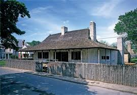 early french architecture in america old house restoration