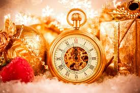 new year pocket wallpapers new year pocket clock balls holidays