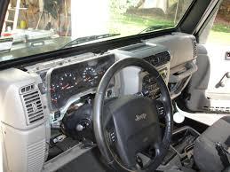 jeep wrangler custom dashboard 2004 tj dash disassembly jeepforum com