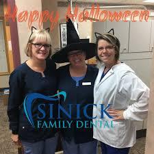 halloween city medina oh sinick family dental drsinick twitter