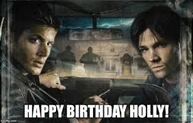 Supernatural Birthday Meme - supernatural imgflip
