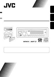 jvc car stereo system kd g343 user guide manualsonline com
