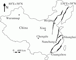 map of china coloring page coloring home