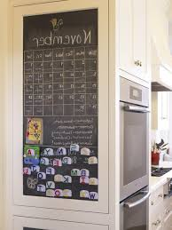 kitchen message board ideas chalkboard paint in kitchen ideas kitchen contemporary with wall
