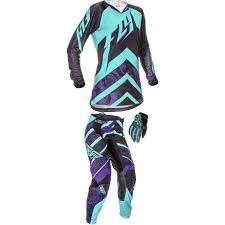 womens motocross gear packages dirt bike fly 2016 women s kinetic combo motosport 2016
