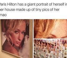 Paris Hilton Meme - meme love yourself fit laugh paris hilton image 4288191 by