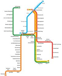 rotterdam netherlands metro map reigersbos metro station
