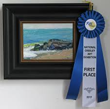 ramona dooley work zoom a resting place first place winner