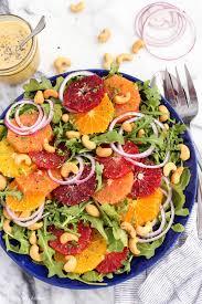 citrus salad with orange poppy seed dressing u2022 a farmgirl u0027s dabbles