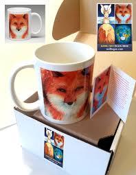 a u0027collectors set u0027 of four animal mugs by neil hague u2013 neil hague