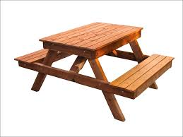 exteriors picnic table with stools picnic table bench set