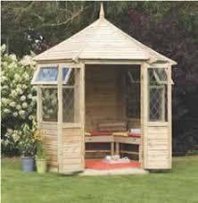 Garden Summer Houses Corner - summer houses essex corner cottage garden sheds summer houses