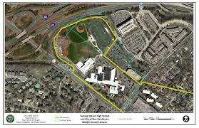University Of Virginia Campus Map by High Campus Project Falls Church Va Official Website