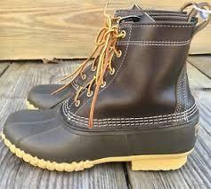 ll bean s size 9 medium duck boots 8 ash
