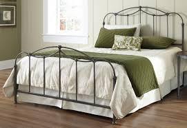 rod iron bed frame antique ktactical decoration