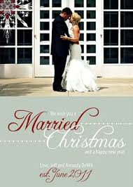 newly wed christmas card wedding christmas cards christmas lights card and decore