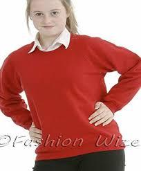 miss chief girls boys unisex jumper sweatshirt uniform age