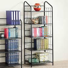 Bookcase 5 Shelf Shop Coaster Fine Furniture Black 5 Shelf Bookcase At Lowes Com