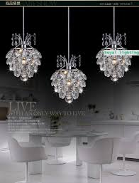 crystal pendant lights kitchen 1 light french dining room pendant lights crystal hanging lamp