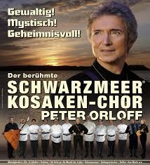 Vg Bad Marienberg Peter Orloff Und Der Schwarzmeer Kosaken Chor Kommen Nach Bad