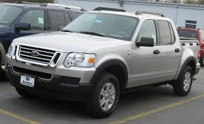 Ford Explorer Pickup - ford explorer sport trac wikiwand