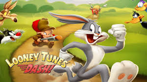 looney tunes dash zynga ios android hd sneak