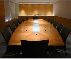Office Boardroom Tables What Your Conference Table Says About Your Office