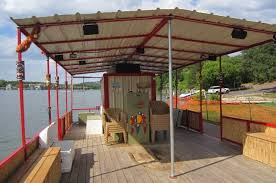 Tiki Hut Austin Kontiki Fun Boat